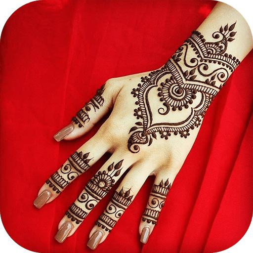 Mehndi Design Heena tattos 遊戲 App LOGO-硬是要APP