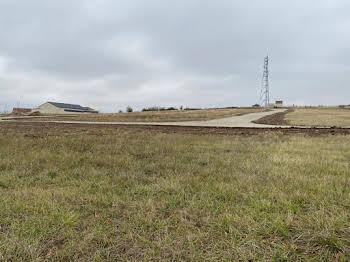 Terrain à bâtir 760 m2