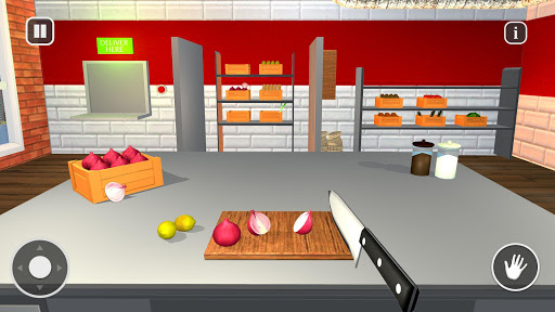 Cooking Spies Food Simulator Game 4.1 screenshots 3