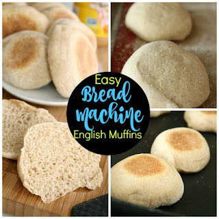 How to Make Easy Bread Machine English Muffins.