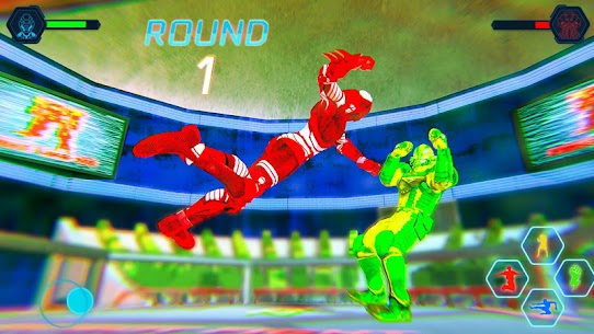 Real Robot fighting games – Robot Ring battle 2019 4