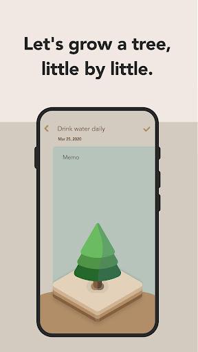 Habit Forest - Habit tracker, Plans, Goal tracker screenshots 3