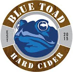 Logo for Blue Toad Hard Cider (NY)