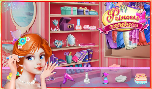 Princess Wardrobe v1.0.0