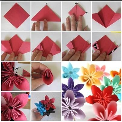 20+ Cute and Easy Origami for Kids - Easy Peasy and Fun | 406x404
