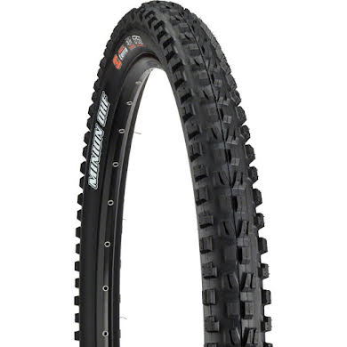 Maxxis Minion DHF Tire 27.5 x 2.50, Folding, 120tpi, 3C MaxxTerra, EXO+, Tubeless Ready, WT