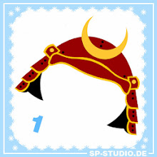 Photo: www.sp-studio.de Christmas Special, day 1: samurai helmet