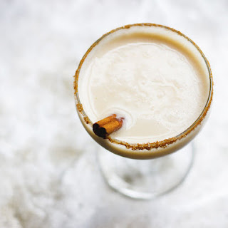 Dirty Chai Martini and Salted Espresso Fudge Recipe