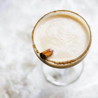 Dirty Chai Martini and Salted Espresso Fudge.