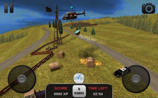 Firefighter Simulator 3D screenshot 5