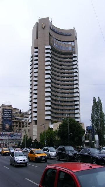Luxury Intercontinental Hotel price Bucharest