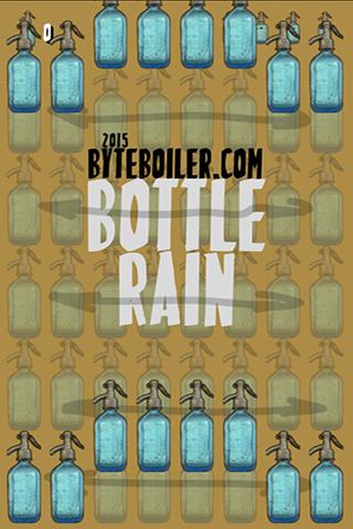 Bottle Rain