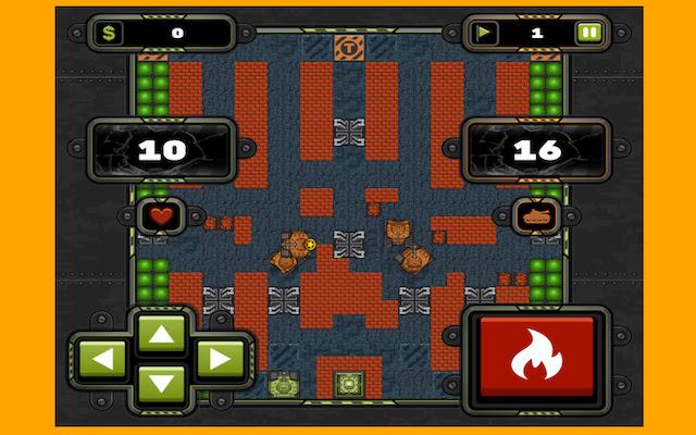 Tanks War Game