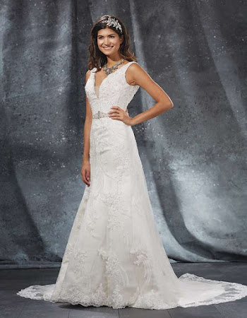 B1494 Wedding Dress Sacha James