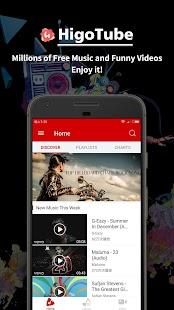 HigoTube - Get Millions of Free Music - náhled