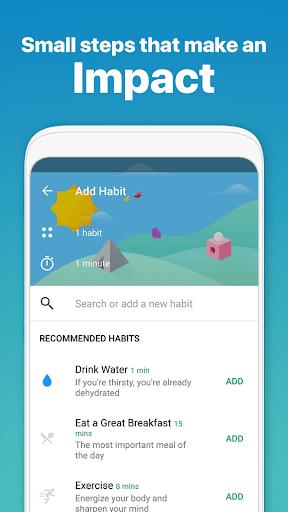 Fabulous: Daily Planner & Self-Care Habit Tracker screenshot 4