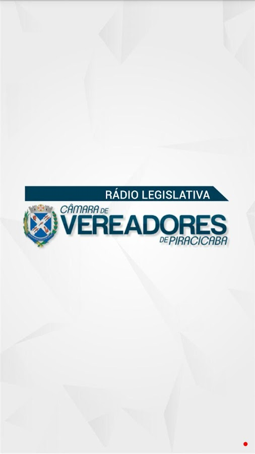 RadioCamaraPiracicaba- screenshot