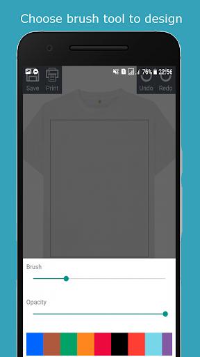 T-Shirt Design Studio 3.0 screenshots 5