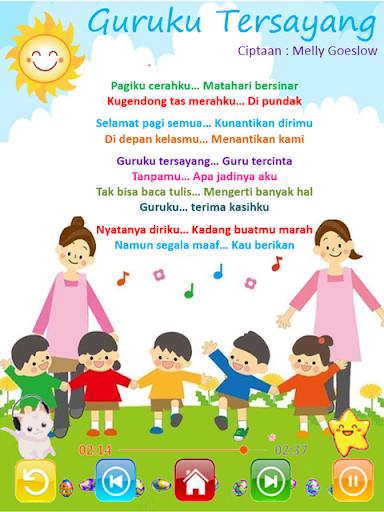 Lagu Anak Indonesia Lengkap screenshots 2