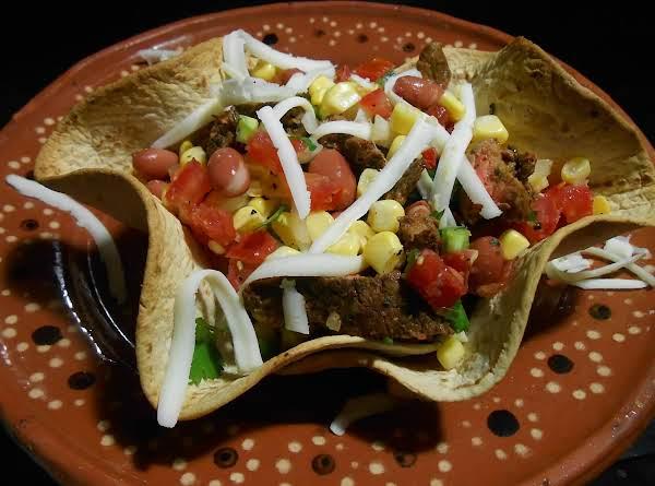 Summer's Bounty Taco Salad Recipe
