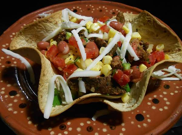 Summer's Bounty Taco Salad