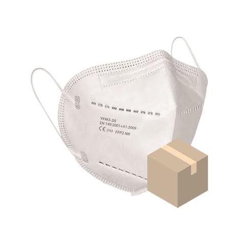 Andningsmask FFP2 5-pack