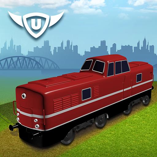 Rail World Icon