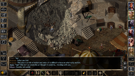 Baldur's Gate II MOD APK 2.5.16.6 (Unlimited Money) 1