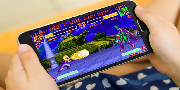 Goku Warrior Saiyan Super battle - náhled