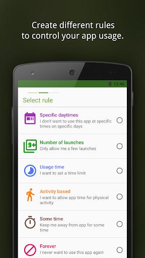 AppDetox - App Blocker for Digital Detox 4.0 beta screenshots 2