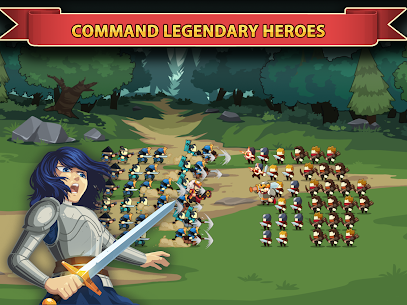 Knights and Glory – Tactical Battle Simulator 9