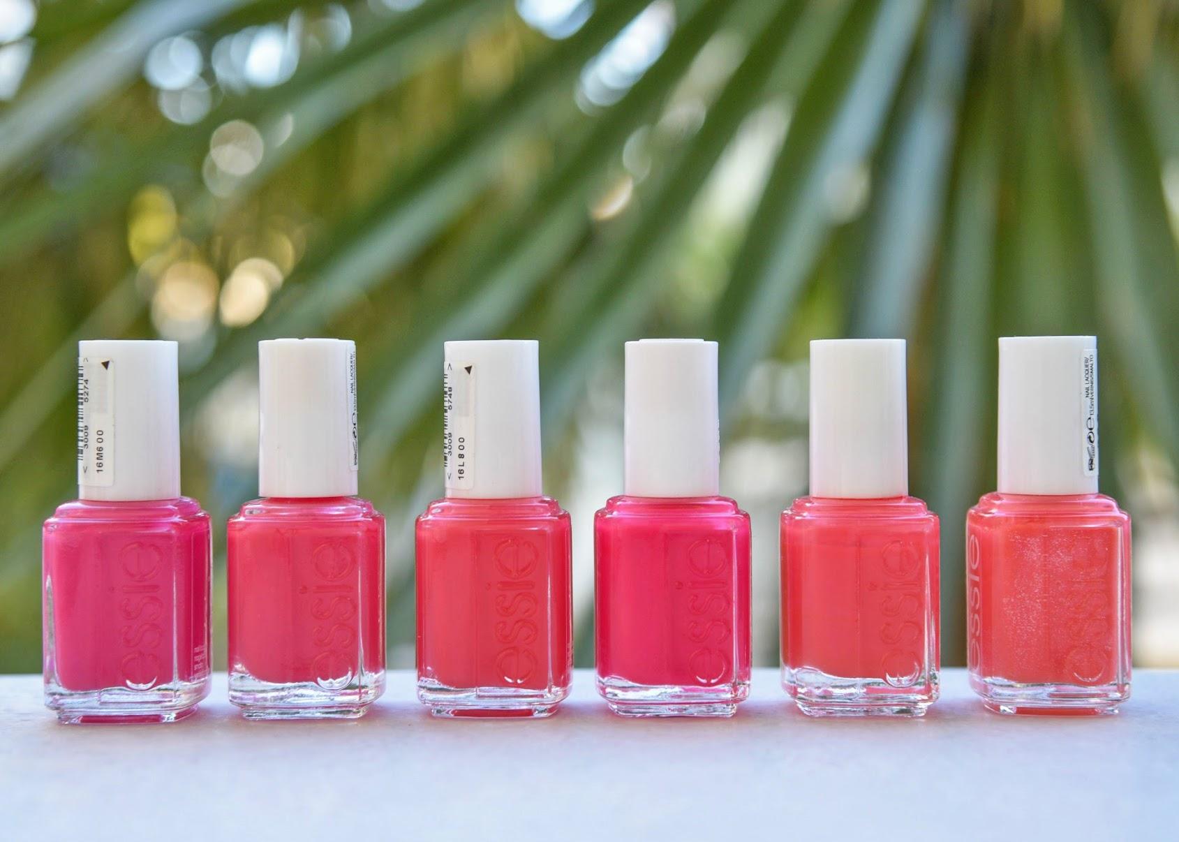 My Essie Nail polish Collection - Izkiz