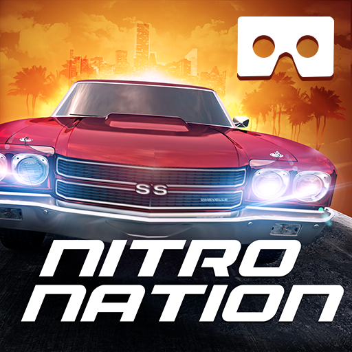 Nitro Nation VR Cardboard Demo