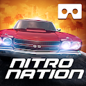 Nitro Nation VR Cardboard Demo icon