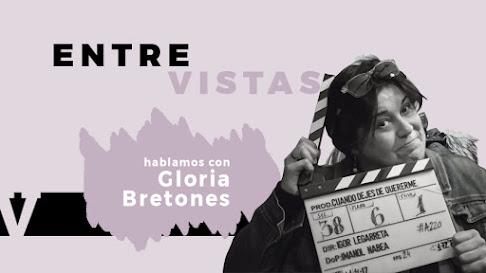 Gloria Bretones charla en directo con LA VOZ.