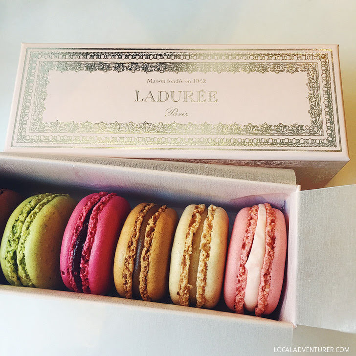 Laduree (Ultimate NYC Food Bucket List - 49 Places to Eat in NYC).