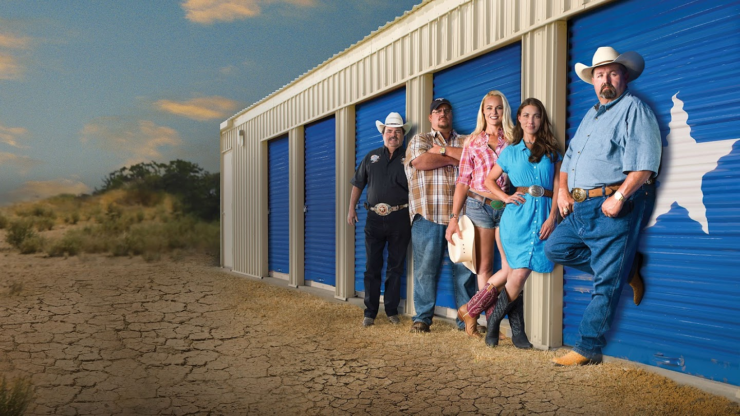 Watch Storage Wars Texas live