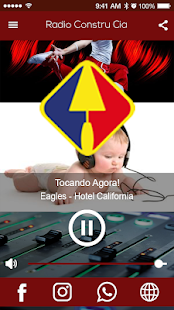 Rádio Constru&Cia for PC-Windows 7,8,10 and Mac apk screenshot 1
