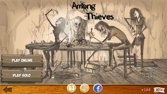Among Thieves Screenshot