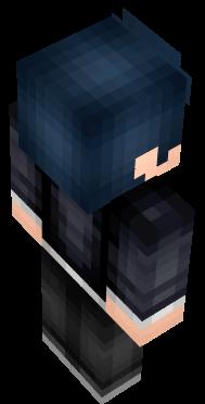 itsfunneh minecraft skin