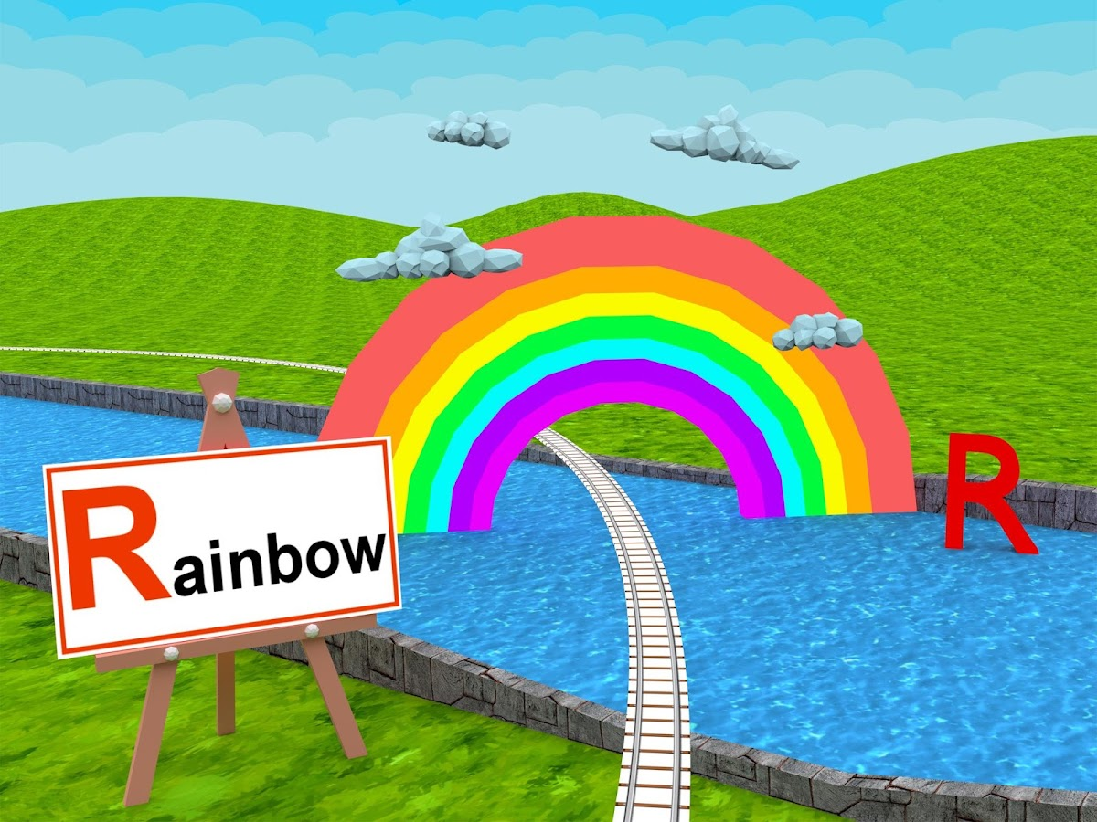 learn abc alphabet train game for preschool kids android apps