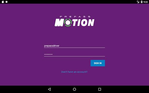 PrePass MOTION screenshot 9