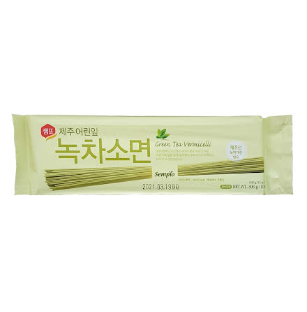 Green Tea Vermicelli 300g Sempio