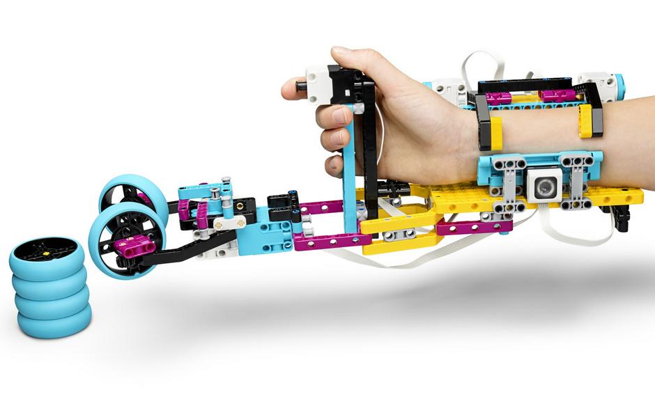 Lego robótica educativa