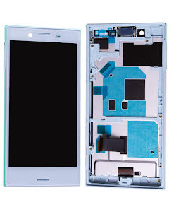 Xperia X Compact Display Original Blue