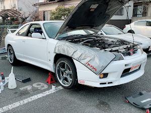 スカイラインGT-R BCNR33 ベースグレード 前期型 1995年式のカスタム事例画像 KOKUSYOさんの2019年03月08日16:20の投稿