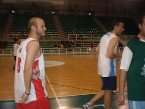 Photo: Juan Carlos Domínguez y Fco.Javier Olmos se disponen a disputar la Gran Final