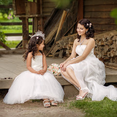 Wedding photographer Nastasya Parshina (Parshina). Photo of 13.07.2015