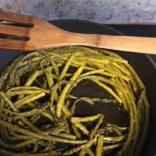 Garlic Asparagus.