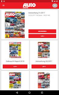AUTO ZEITUNG: Ihr Auto Magazin - náhled